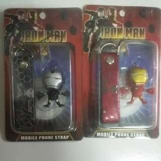 Iron Man 2 Series Mobile Phone Strap