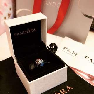 正品代購澳洲潘朵拉PANDORA 迪士尼睡美人系列仙女神仙教母純銀 Disney fairy 手鍊串飾 珠珠 蛇鍊