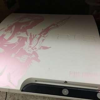PlayStation 3 Slim Final Fantasy 13 Edition