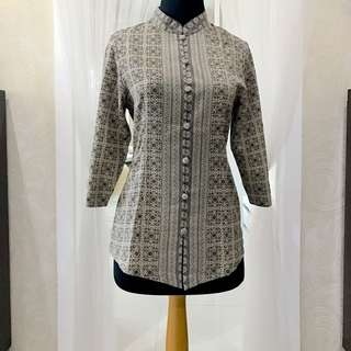 Batik Keris - Blouse / Shirt / Top (Kemeja)