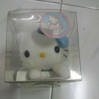 Hello Kitty - Monitor Resting Doll