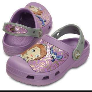 Crocs Kid Original Sofia The First