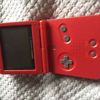 Nintendo Game Boy advance SP AGS-001