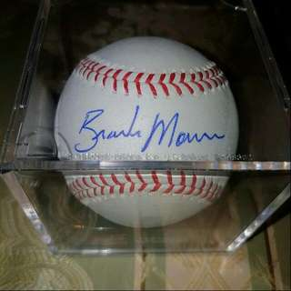 Brandon Morrow Signed Official MLB Baseball