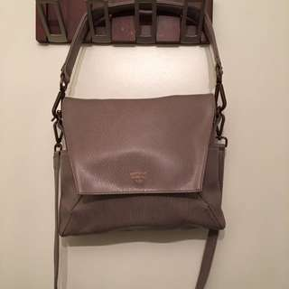 Matt & Nat Lilac/Grey Purse
