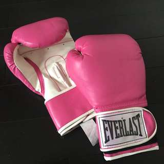 Everlast Pink Training (Boxing) Gloves