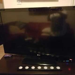 51 Inch LG LED Smart TV