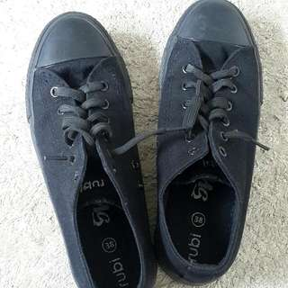 Rubi Black Sneakers