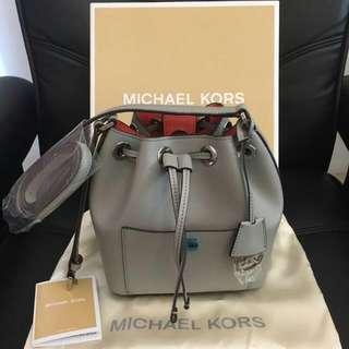 Michael Kors Greenwich Bucket Bag