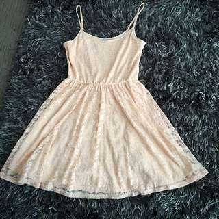 Lace Ballerina Dress