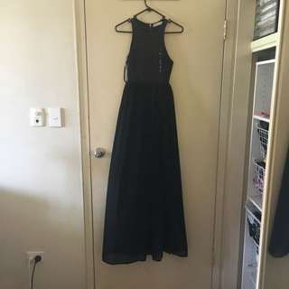 Esther Boutique Black Dress