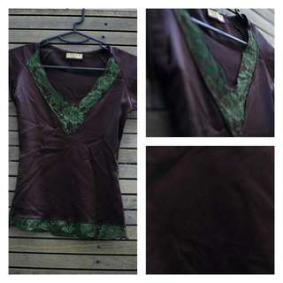 Review top Size 6