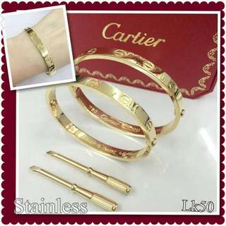 CARTIER LOVE BANGLE