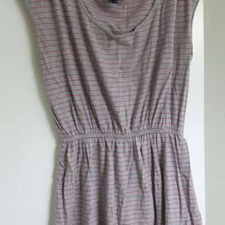 French Connection Medium Dress With Elastic Waist