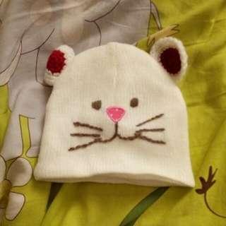 🚚  寶寶 毛帽
