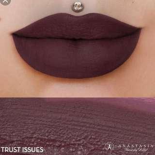 Anastasia Beverly Hills Matte Liquid Lipstick: Trust Issues