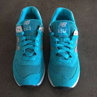 Brand New - New Balance 574 In Blue