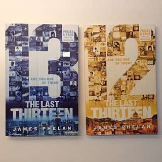 The Last Thirteen Books 1 & 2