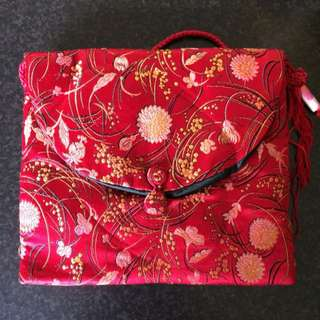 Small Asian Style Bag