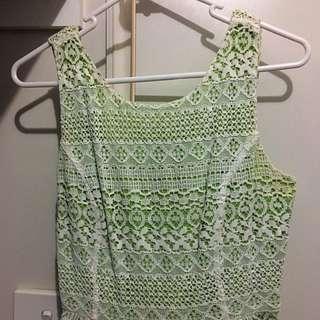 Review - Size 8 Summer Dress