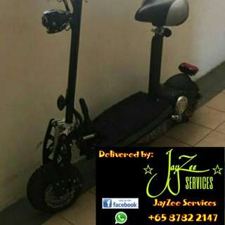Delivery/ Towing Service