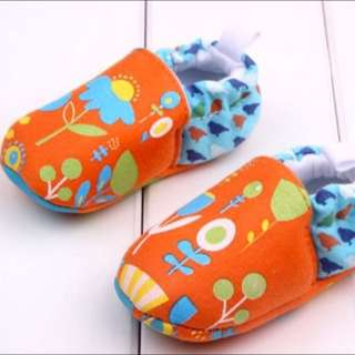 Prewalker Baby Shoes California Blue
