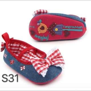 Preloved Prewalker Babyshoes Mary Jeans