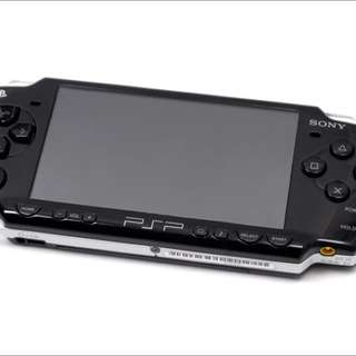 SONY PSP 2000 Game Console