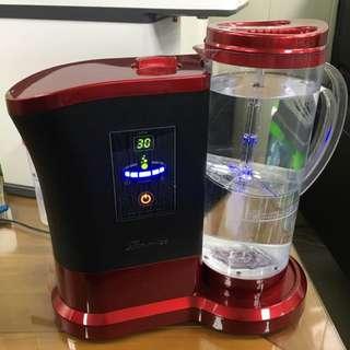 水素水機 負氫離子 高濃度氫 健康 養生 體內循環 代謝 排除毒素