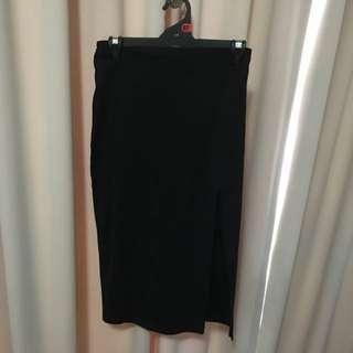 Kookai Split Skirt