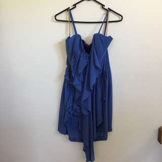 Cooper St - Blue Dress - Size 8