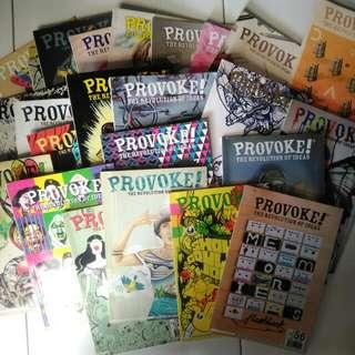 Provoke! Magazine