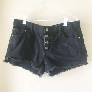 Sportsgirl Denim Shorts