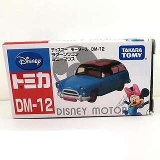 Tomica Disneys Motors DM-12