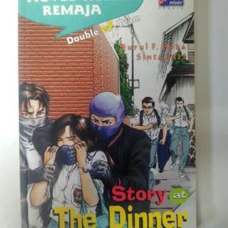 Seri Detektif Double F Team: Story at The Dinner