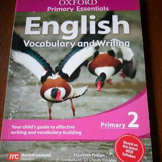 Oxford Vocabulary And Writing P2