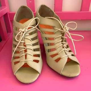 Wedge Summer Heel