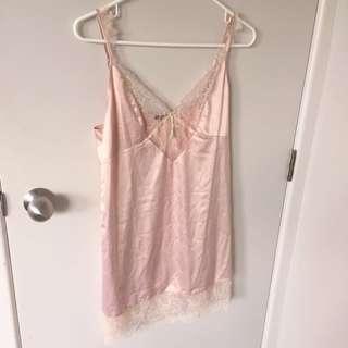 Heidi Klum- Night Slip Dress