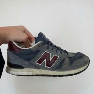 降!!New Balance 藍色 1300 #五百元好女鞋