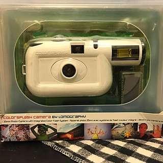 Lomo Colorsplash Cameras