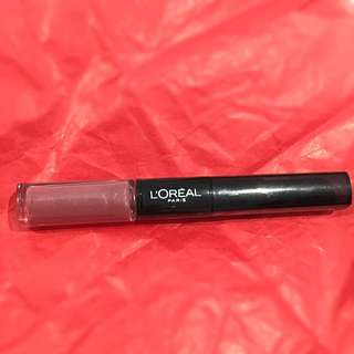 L'Oreal Paris Long wear Liquid Lipstick