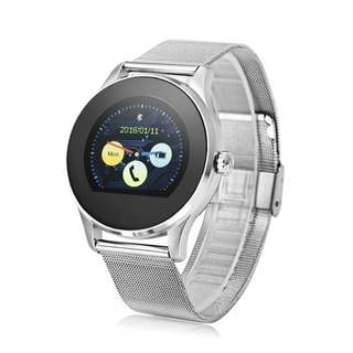 Smart Watch Metal Strap With Free Charger