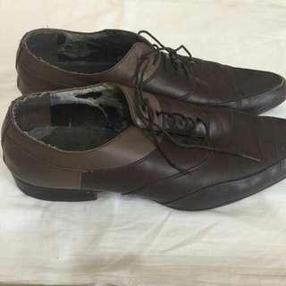 Pedro Pantofel Brown Size 44 Original 100%
