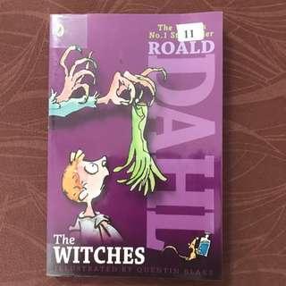 Roald Dahl - The Witches Ronald Dahl