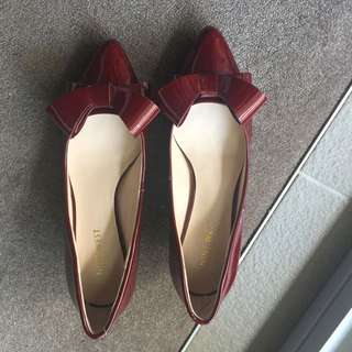 Nine West Bowtie Shoes