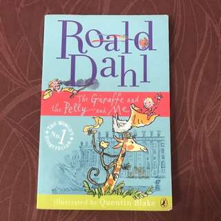 Roald Dahl - The Giraffe And The Pelly And Me Ronald Dahl