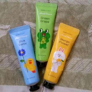 NEW Hand Cream Missha