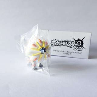 Pokemon Sun Toy Solgaleo