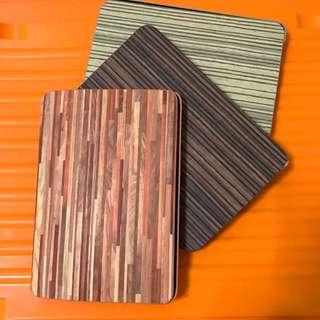 Ipad 4/ Mini Wooden Flip Case