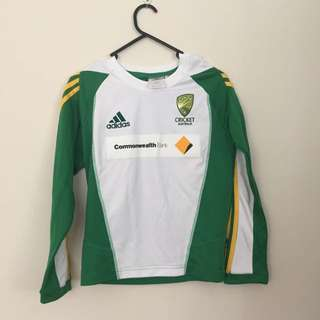 Cricket Australia Long Sleeve Shirt
